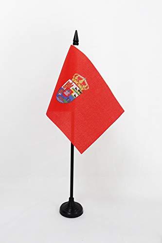 Az Flag Tabla Bandera Provincia de Ávila, 15 x 10 cm