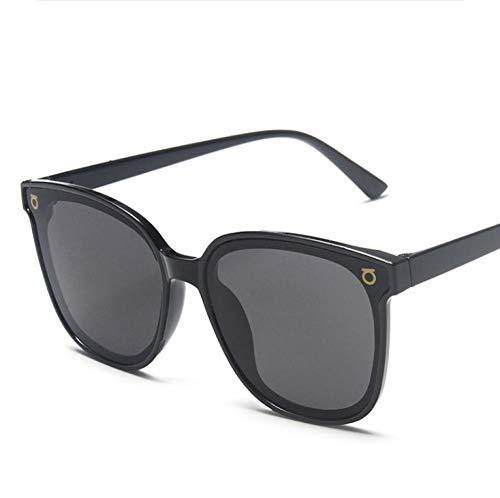 ZZZXX Gafas De Sol Polarizadas Estilo Aviador Unisex Gafas De Sol Cuadradas De Moda Gafas De Piloto Con Estuche Y Paño De Limpieza, Para Ciclismo Pescar Y Conducir