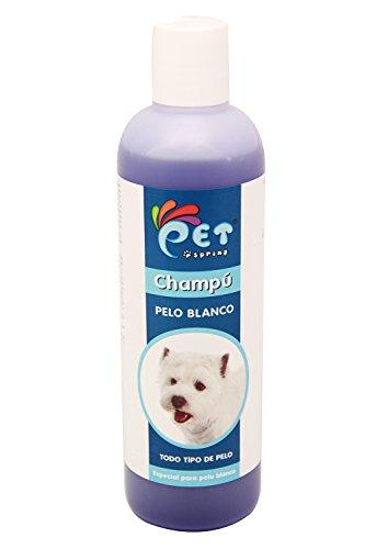 BPS® Champú para Pelo Blanco, Champú para Todo Tipo de Pelo y...
