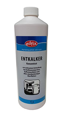 eilfix Entkalker - Flüssigkonzentrat - 1 Liter