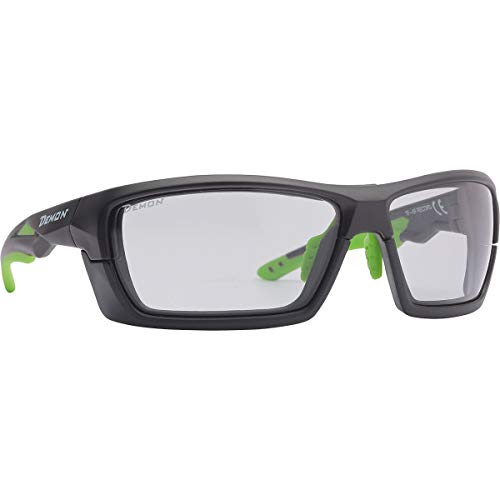Demon Record Dchrom Sonnenbrille, matt bk Green