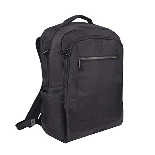 Travelon Anti-Theft Urban Backpack, Black, One Size