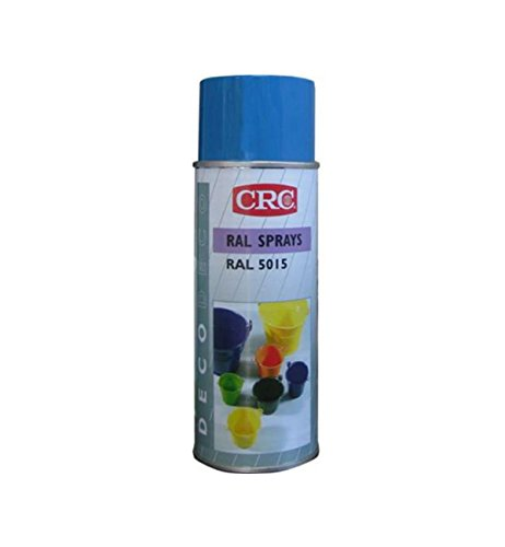 CRC 32413-AA Spray Pintura, Azul Cielo, 400 ml