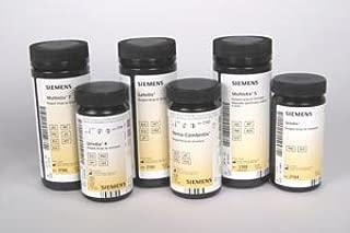 Siemens Reagent & Control Strips - Uristix 4 Reagent Strips 2166