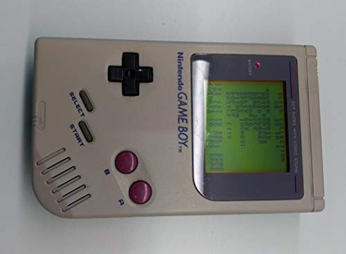 Game Boy Gerät (Retro)