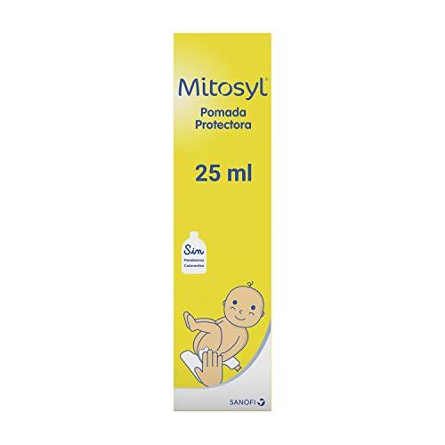 Mitosyl Pomada Protectora. Cuidado y protección frente a irritaciones de la piel del bebé. 25 ml