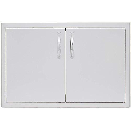 Blaze Grills Double Access Door with Paper Towel Dispenser Size: 40