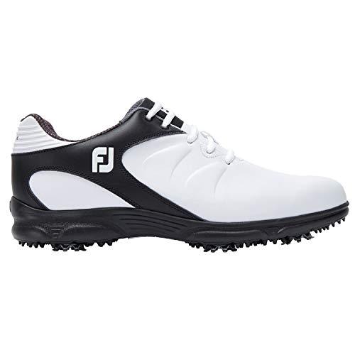 Footjoy Herren Fj Arc Xt Golfschuhe, Weiß (Blanco/Negro 59746w), 46 EU