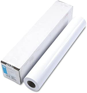 HP Q6574A Universal Instant-Dry Photo Paper, Gloss, 24-Inch x100-Ft, White