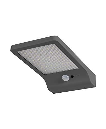 LEDVANCE LED batterij aangedreven lamp, lamp voor gebruik buitenshuis, bewegingssensor, nacht-sensor, koud wit, 102,5 mm x 92,4 mm x 36,5 mm, door LED Down