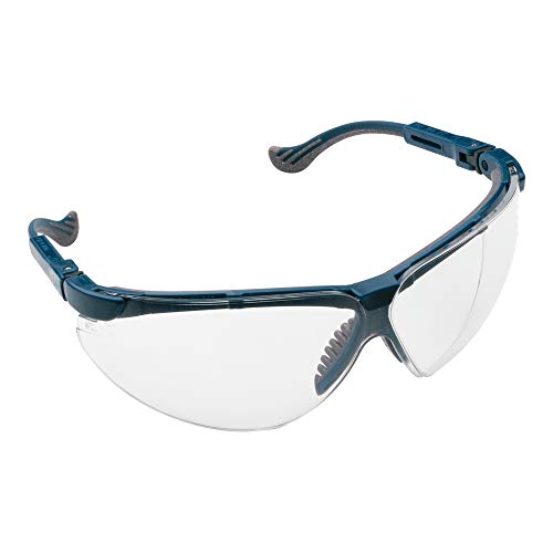 Honeywell 1010950 XC Blue Frame, Clear Lens