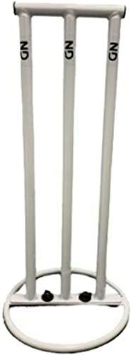 ND Sports U-ND Metal Stumps Cricket, Einheitsgröße