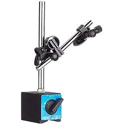 Draper Expert 02753 45277 Accesorio para perforadoras Soporte de base magn/ética para comparador