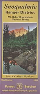 Best snoqualmie national forest map Reviews