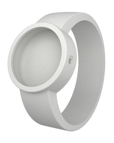 Fullspot O clock Cinturino Bianco Segnale M (Medium) COVERM_BI - Accessorio Unisex