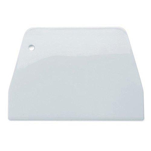 LACOR Lacor-68133-Rasqueta para decoración, plástico, 190 x 124 mm