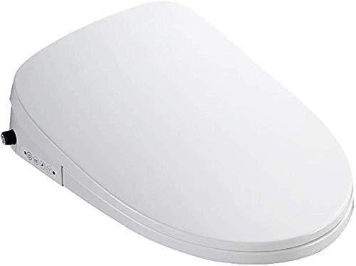 Intelligente, Elektrische Toiletbril Zelfreinigende Sproeikoppen Verwarmde Stoel En Klimaatbeheersing Wassysteem Inductie Toiletbril