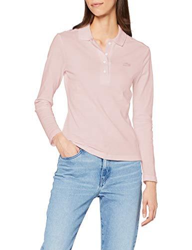 Lacoste Pf5464 Camisa de Polo, Nidus, 42 para Mujer