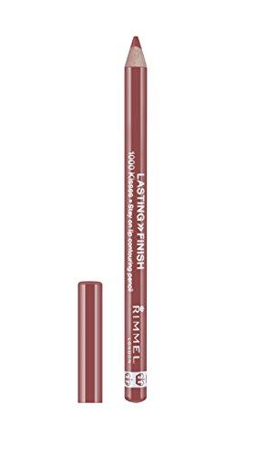 Rimmel 1000 Kisses Lip Liner, Spice, 0.04 Ounce (Pack of 3)