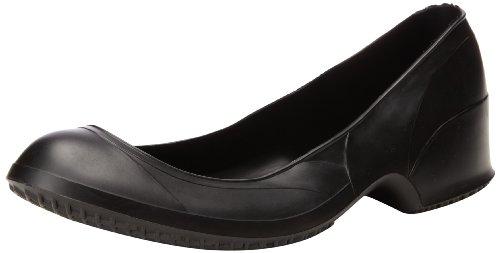 TIOSEBON Women's Walking Shoes Lightweight Mesh Slip-on- Breathable Running Sneakers 7.5 US All Black