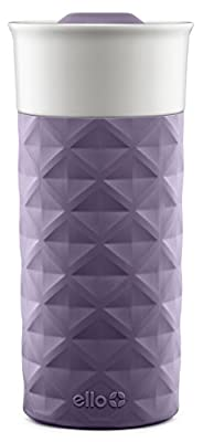 Ello Ogden BPA-Free Ceramic Travel Mug with Lid