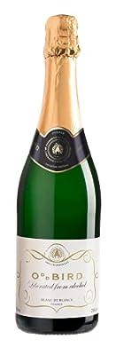 Oddbird Blancs De Blanc │ 100% Sparkling Chardonnay Wine │ Non-Alcoholic │ 0% │ 750ml
