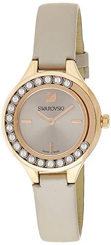 Swarovski Lovely Kristalle Mini Gray Damen-Armbanduhr 5261481