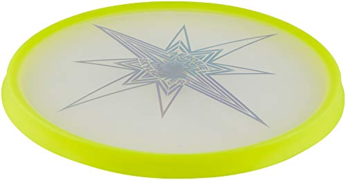 Aerobie Skylighter Disc  LED Light Up Flying Disc  Colors May Vary