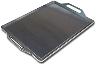 ZEOOR(ゼオール) 極厚バーベキュー鉄板 板厚6mm 400×350mm