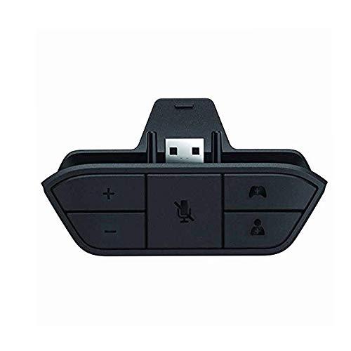 Teepao professionale Accreate auricolare stereo convertitore adattatore per cuffie per Xbox One Game controller, New–Confezione bulk