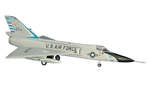 ハセガワ 1/72 アメリカ空軍 F-106A デルタダート プラモデル C11