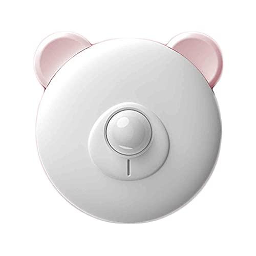 XDXT Luz de noche con sensor de movimiento, USB recargable para interiores, tira magnética móvil habitación fija del bebé, escaleras, pasillo, lavadero, sótano Wareho