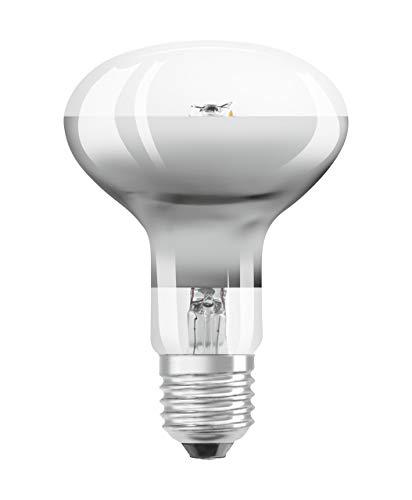 Osram LED-Reflektorlampe| Warm White (2700 K) | Sockel E27 |ersetzt Reflektorlampen mit 32 W | 4,00 W | LED STAR R80
