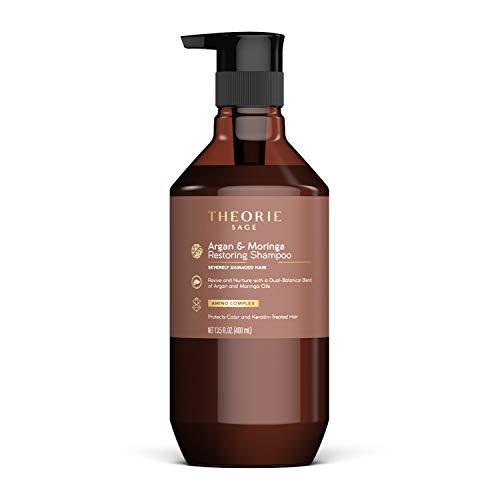 professional Theory: Sage Argan & Moringa – Revitalizing Shampoo – Revive & Nature – For Severely Damaged Hair…