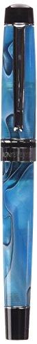 Monteverde Prima Swirl - Penna stilografica, colore turchese