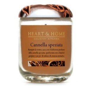 Heart & Home cannelle épicée Large Candle 340 gr