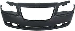 Perfect Fit Group REPC010381P - Chrysler 300 Front Bumper Cover, Primed, W/ Acc, W/O Ps, Except Srt-8 Model, Sedan