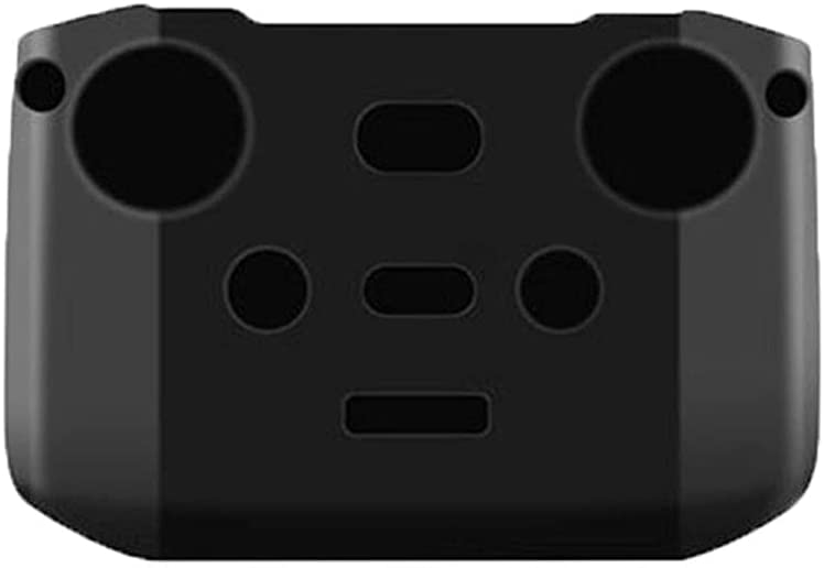 INSYOO Air 2S/Air 2/Mini 2 Remote Controller Silicone Protective Cover Dust-proof Skin Guard Compatible DJI Mavic Air 2S/Air 2/Mini 2 Remote Accessories (Black)