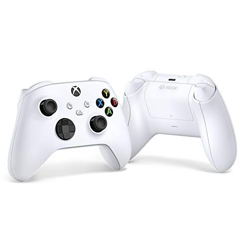 Xbox Wireless Controller Robot White - 6