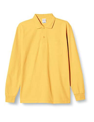 [プリントスター] 5.8オンス TC 鹿の子 長袖 ポロシャツ [ポケット付] 00169-VLP メンズ デイジー S