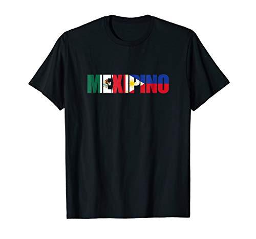 Mexipino - Mexican Filipino American Heritage Ancestry