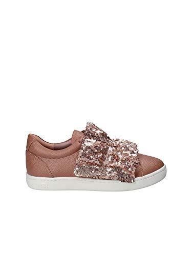 Fornarina Andromeda, Sneaker Infilare Donna, Marrone, 41 EU