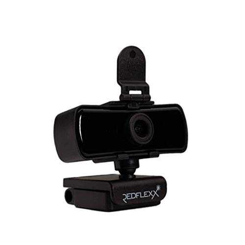 Redflexx Redcam RC-400 8MP Webcam USB