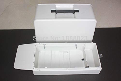 Great Deal! ShineBear Portable Storage Box for Walking Foot Sewing Machine/Sewing Machine Plastic Bo...