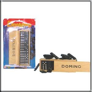 Sandy - Jeu de Domino en Bois