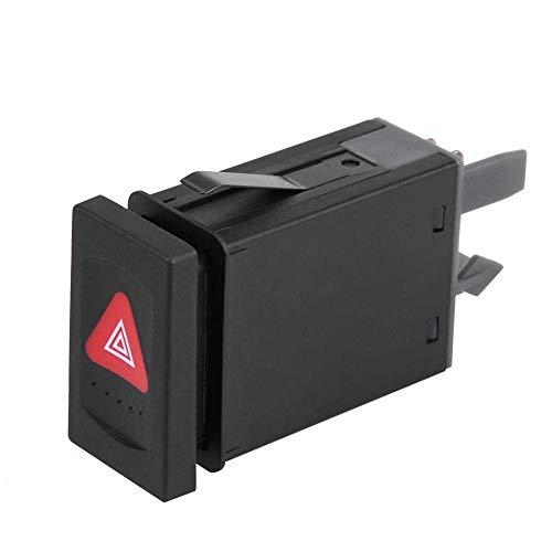 Fydun Advertencia de Peligro Interruptor de Luces Emergencia Passat 1998-2005 OE 3B0 953 235 D 