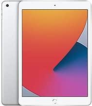 2020 Apple iPad (10.2-inch, Wi-Fi, 128GB) - Silver (8th Generation)