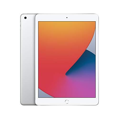 2020 Apple iPad (10,2Pouces, Wi-FI, 128Go) - Argent (8ᵉgé