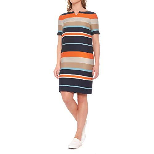 Bogner Patty-2 Damen Kleid Gr. 36 S Seidenkleid Dress gestreift Neu!
