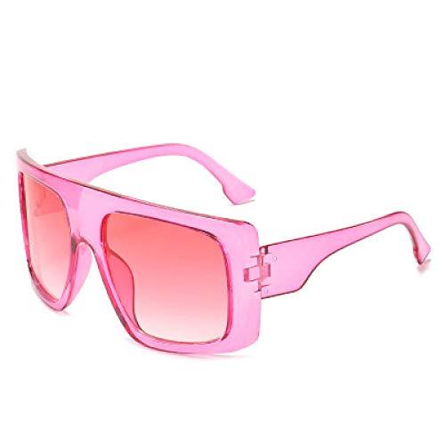 IRCATH Gafas de Sol Vintage para Mujer, Gafas de Sol de Gran tamaño para Mujer, Gafas de Moda, monturas Grandes, Gafas, Sombras UV400-C15